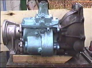 Swapping a SM420 into a Wrangler
