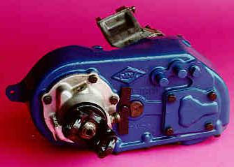 International Havester Transfer Cases