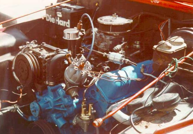 304 V8 Factory Fuel Lines Jeepforum Com