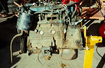 Gm on 151 Chevy Engine