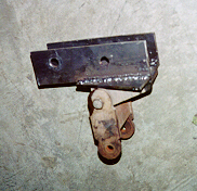 bolt on repair bracket