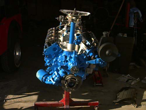 Jeep Engine: AMC 304 V8