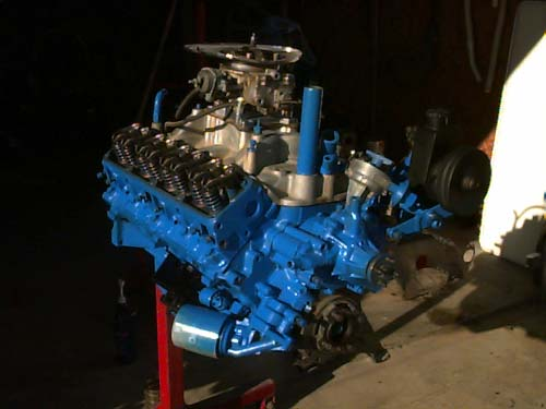 Jeep Engine: AMC 304 V8